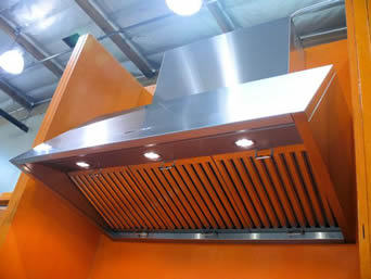 Baffle Range Hood Filters Absorb Oil Smoke And Prevent Fire From Fluta Range Hood Filters
